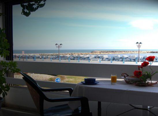 vue balcon vue mer